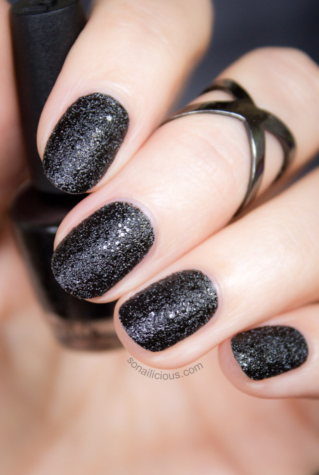 OPI Mariah Carey Liquid Sand Mini Set - Review and Swatches