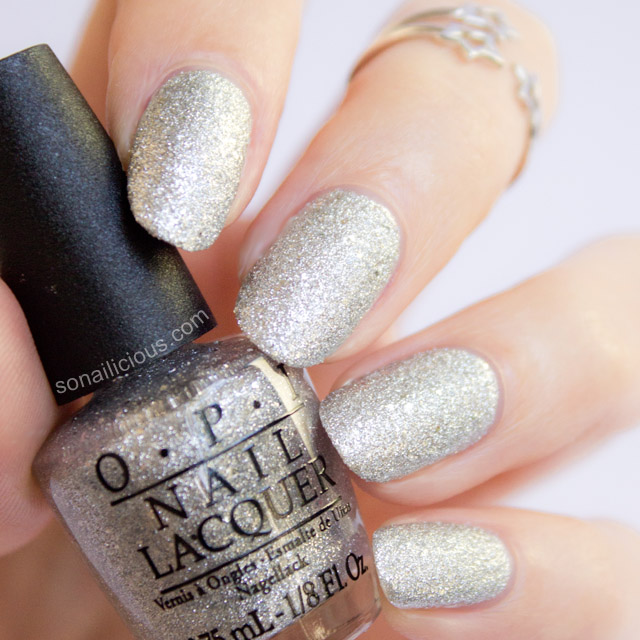 opi mariah carey liquid sand its frosty outside