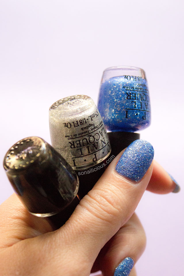 opi mariah carey liquid sand mini set review swatches