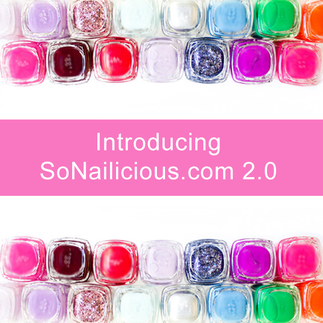 soNailicious new website