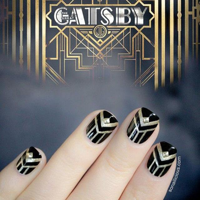 The Great Gatsby nails