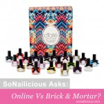 Do You Buy Nail Polish Online or in a Store?