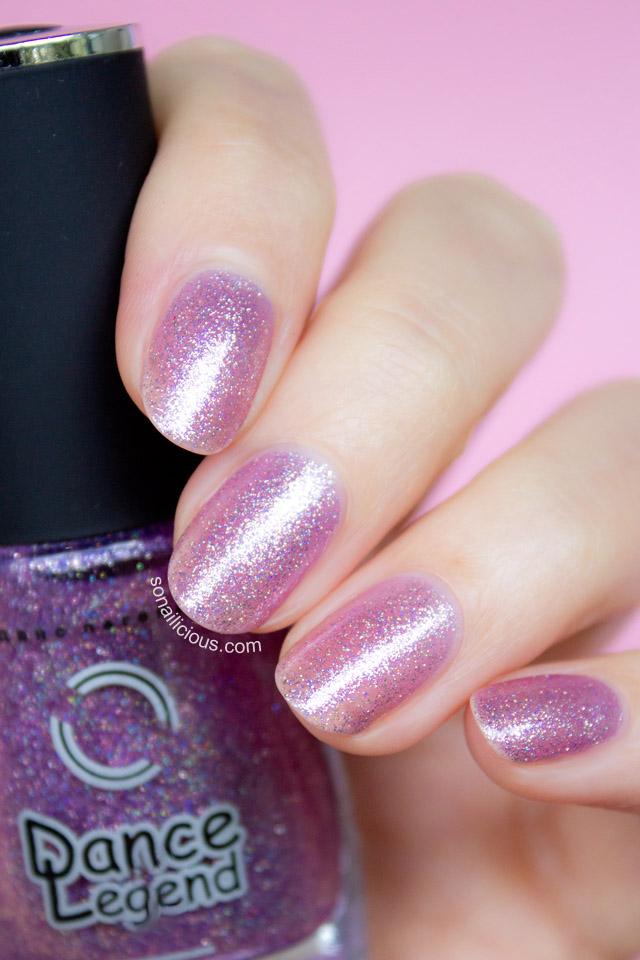 dance legend pink glitter 247