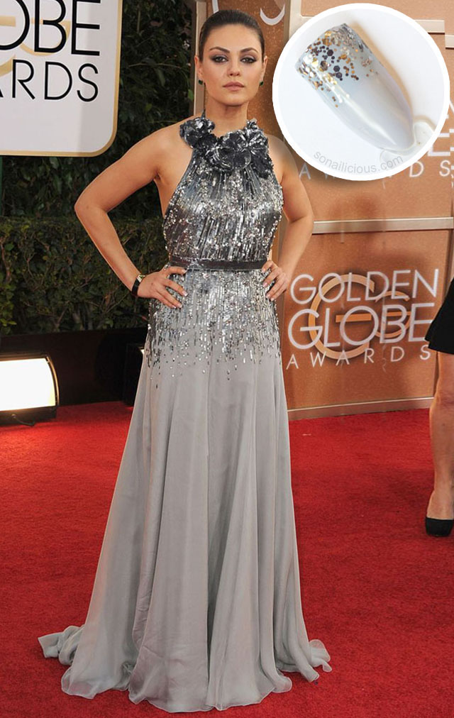 mila kunis golden globes 2014 best dresses