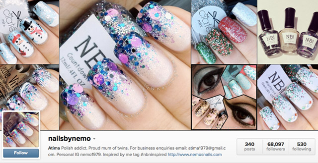nemos nails instagram