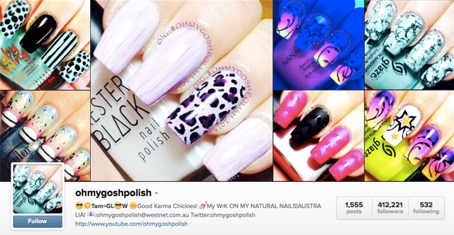 ohmygoshpolish nails instagram