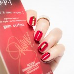 OPI Gwen Stefani Over & Over A-Gwen Set – Review, Swatches and Nail Art