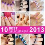 10 Best SoNailicious Nail Designs of 2013