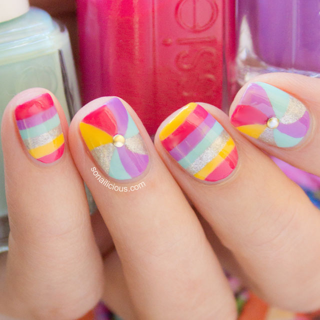 10 Best Nail Designs of 2013 by SoNailicious