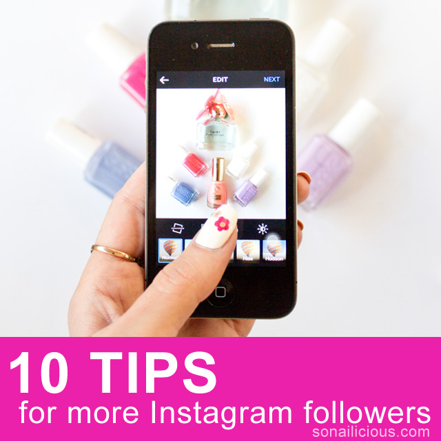 10 best tips how to get more followers on instagram