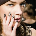 20 Fantastic French Manicure Ideas From NYFW