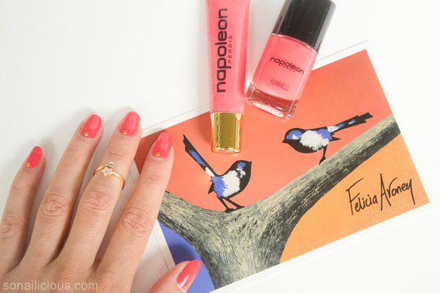 Napoleon perdis love birds collection review