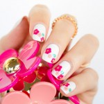 Tutorial: Marc Jacobs Daisy Delight Inspired Spring Nail Art