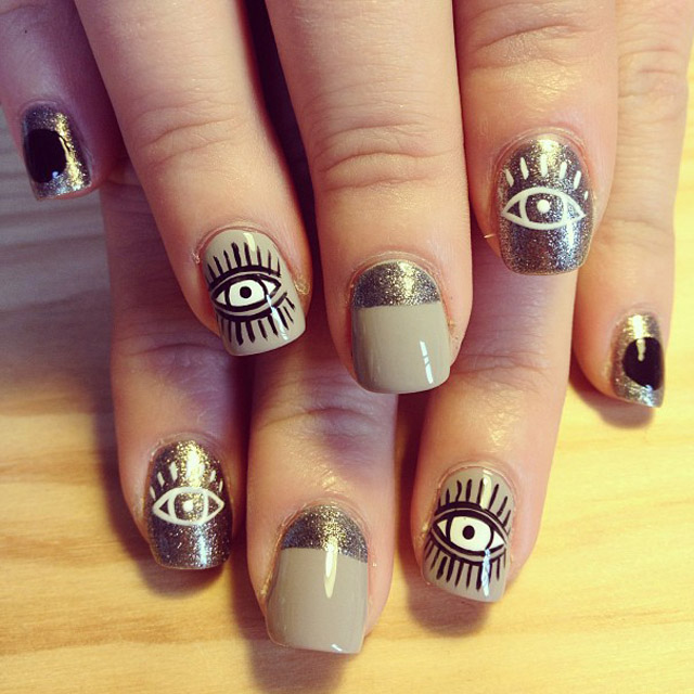 Third Eye Nails - Third Eye Nails - SoNailicious