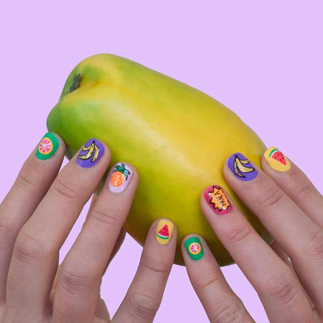Tropicana Nails