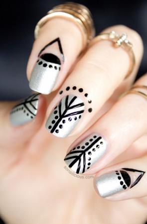 Cuticle Nail Art Sonailicious