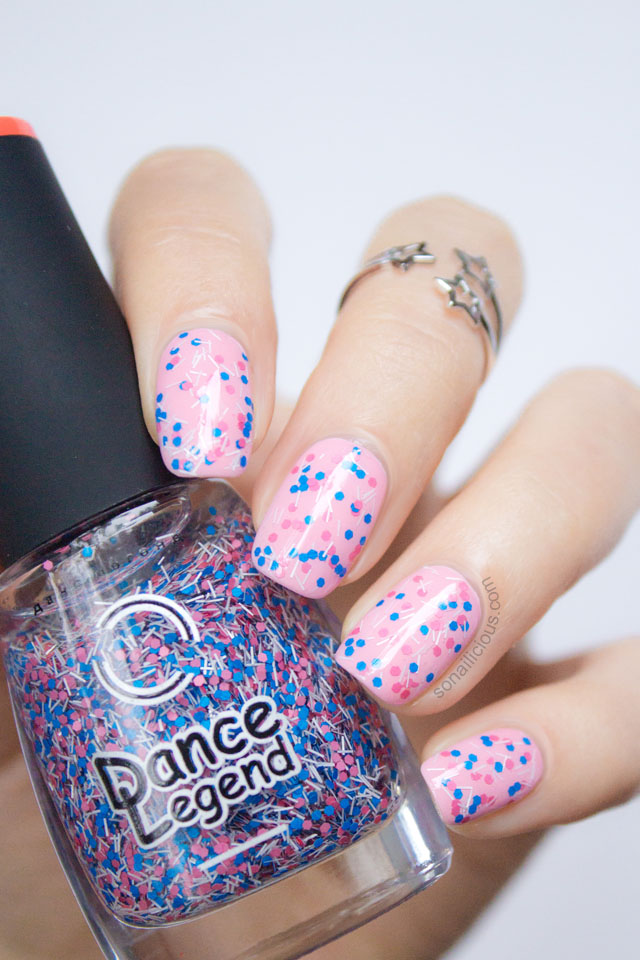 dance legend flossy top coat 153 review