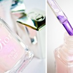 Dior Perle Trianon Review & Cloudy Ombre Nails