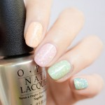OPI Pure 18K Strikes Again! For Easter Egg Nails This Time.