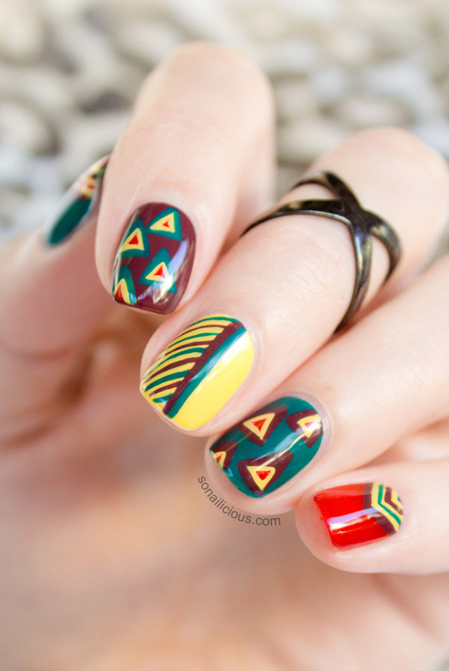 tribal nails opi amazon amazoff