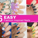 6 Fashion Nail Designs To Feel The Fashion Week Vibe