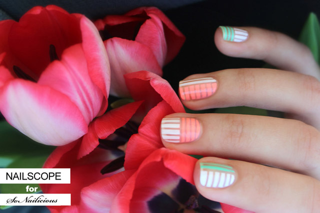 The bright pastel nail art tutorial bright pastel nail art prinsesfo Gallery