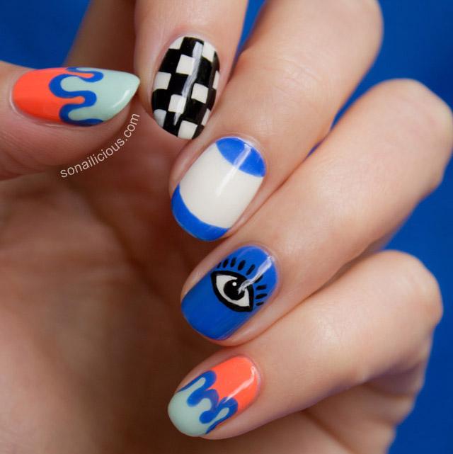 Kenzo Eye Nails