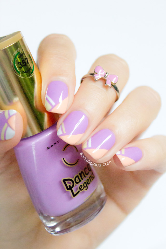 beautiful french tips nails
