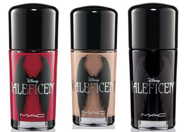 foto MAC Maleficent Makeup Collection 2014