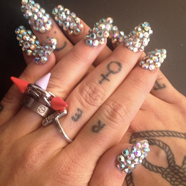 Nails of Instagram: 6 Absolutely Nailicious Celebrities To Follow