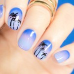 5 Beach Nails You May Not Have Seen Before