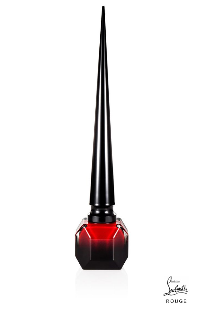 CHRISTIAN LOUBOUTIN NEW NAIL POLISH ROUGE
