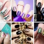 14 Stellar Leopard Print Nail Designs