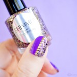 Sunday Funday: 'Bougainvillea For Tammy' Leopard Nails