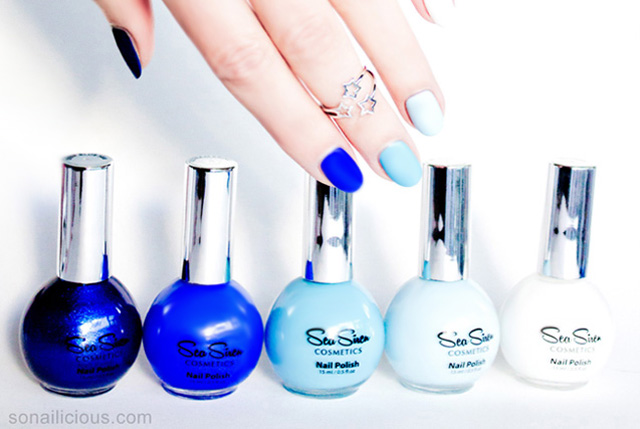sea siren nail polish review