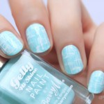 Relaxed Tweed Nails – Tutorial