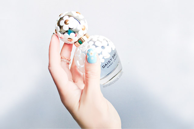Marc jacobs daisy dream nails how to 4