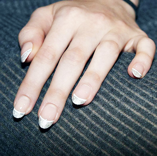 The best nail art spring 2015 new york fashion week nail trends alon livne new york fashion week spring 2015 prinsesfo Images