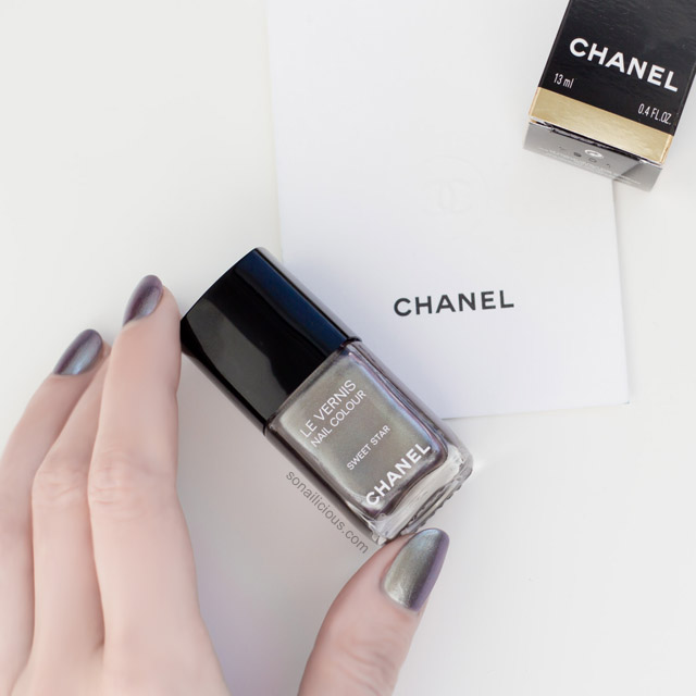 Chanel Le Vernis Sweet star review