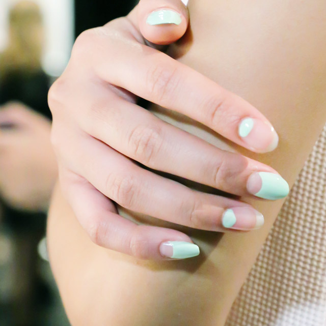 the best nail art spring 2015 new york fashion week