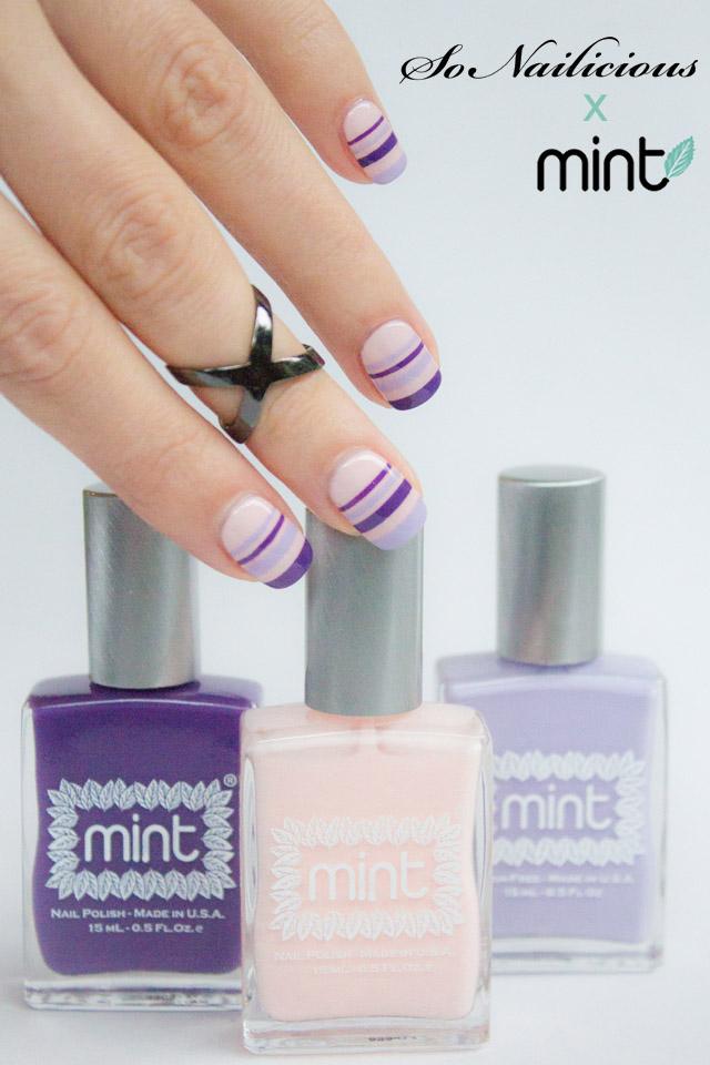 easy spring nail art tutorial