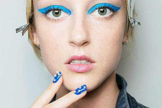 nyfw spring 201nyfw spring 2015 beauty trends 25 beauty trends