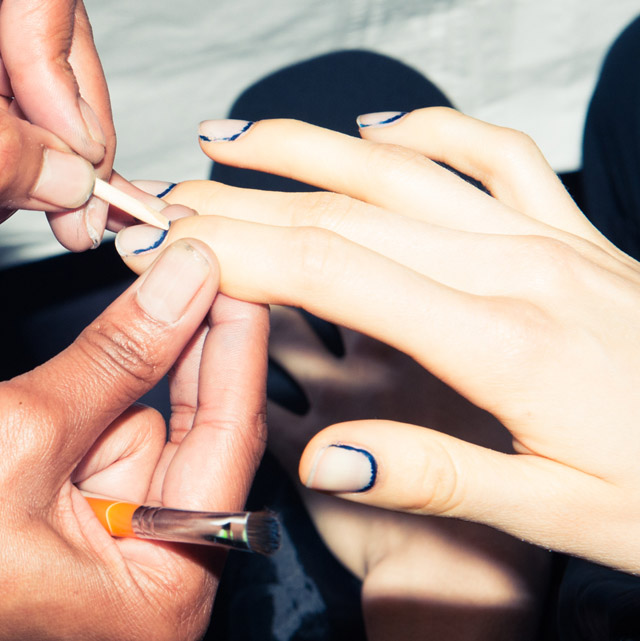 rodarte spring 2015 beauty nails