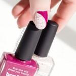 Tutorial: The Sideways Ruffian Nails