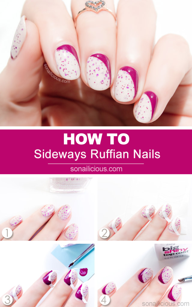 sideways ruffian nails how to