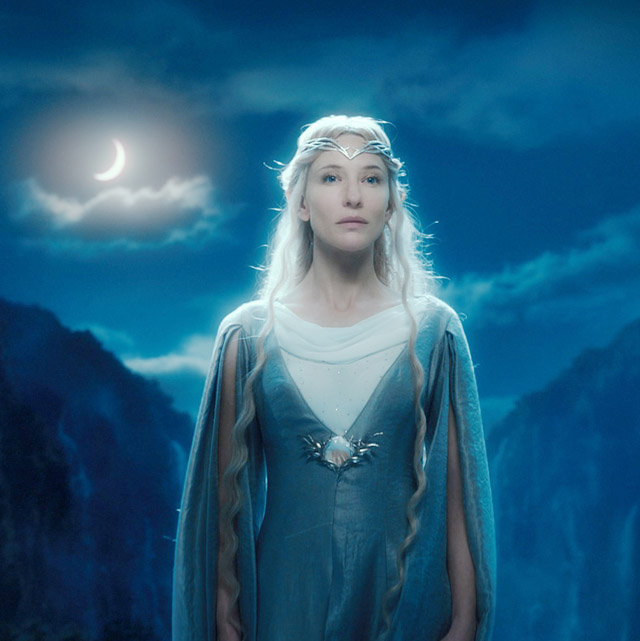 Galadriel - The Hobbit: The Battle of Five Armies, 2014