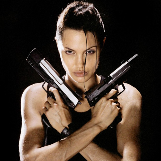 Lara Croft - Tomb Raider, 2001