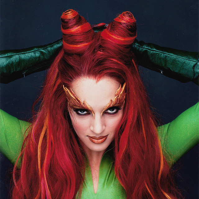Uma Thurman as Poison Ivy - Batman & Robin, 1997