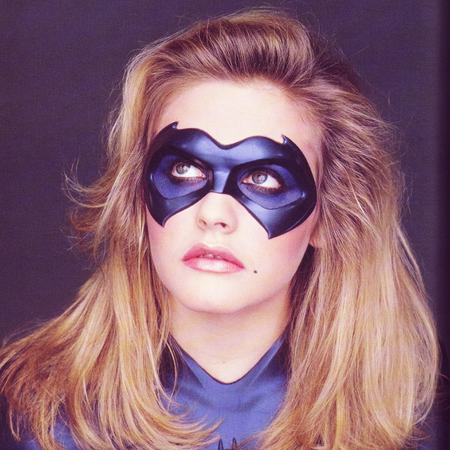 Alicia Silverstone as Batgirl - Batman & Robin, 1997