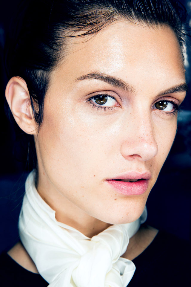 makeup at marni 2015